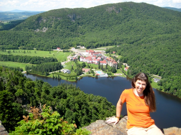 CCM at Table Rock above the Balsams Grand Resort in Dixville Notch, NH