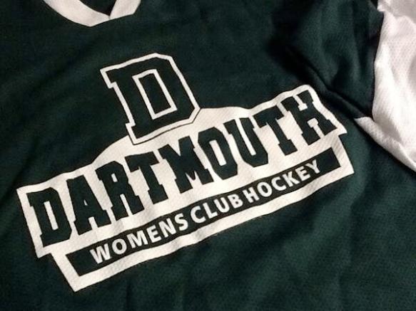 My Dartmouth Women's Club Hockey Jersey